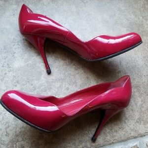 ❤Valentino Garavani❤patent leather